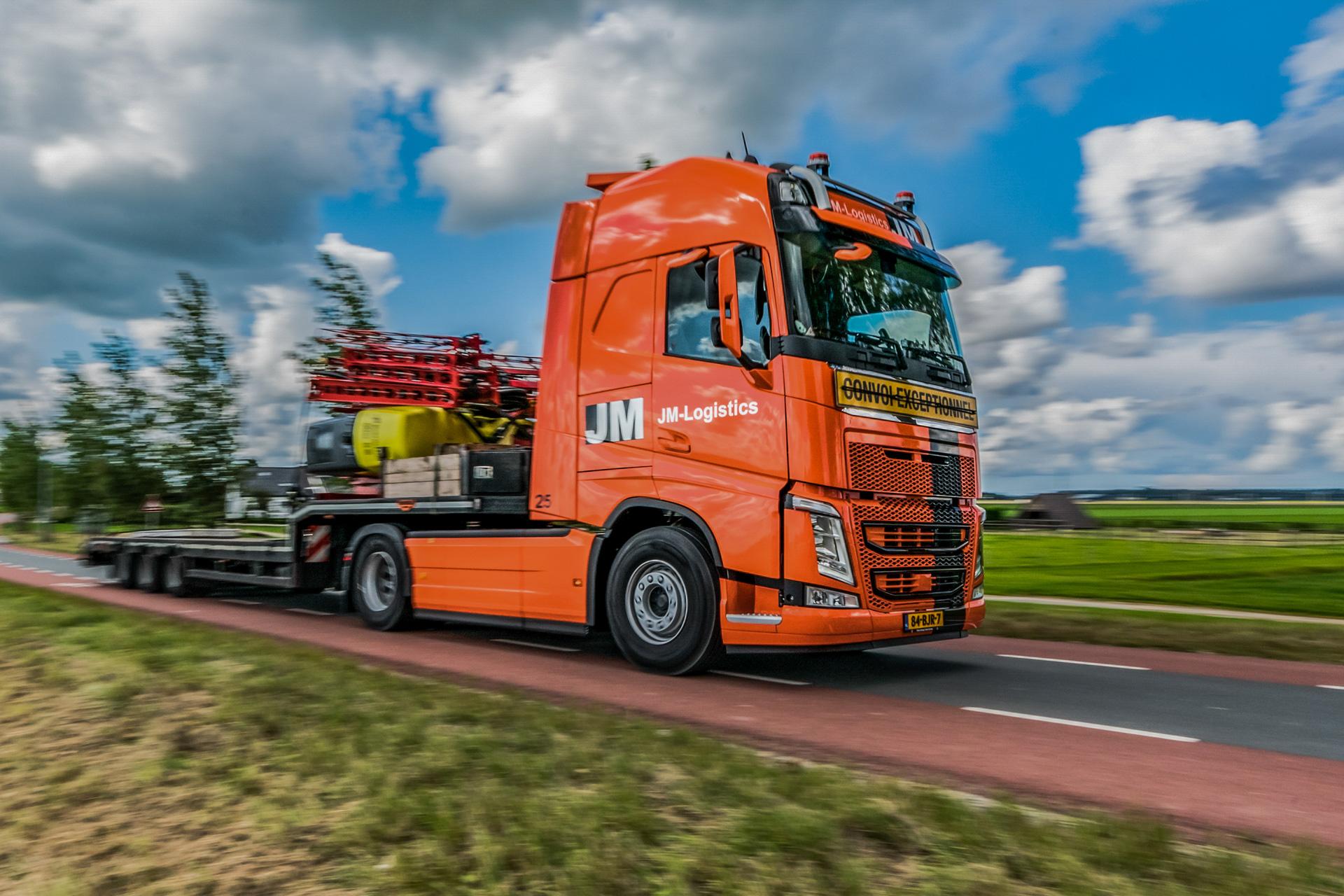 Internationaal Transport - JM Logistics